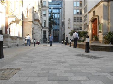 Austin Friars - after