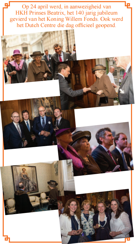 Princess Beatrix Visit Collage