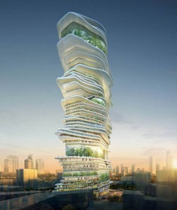 futuristic-london
